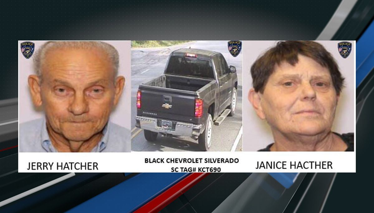 Hanahan police searching for missing couple last seen Friday morning