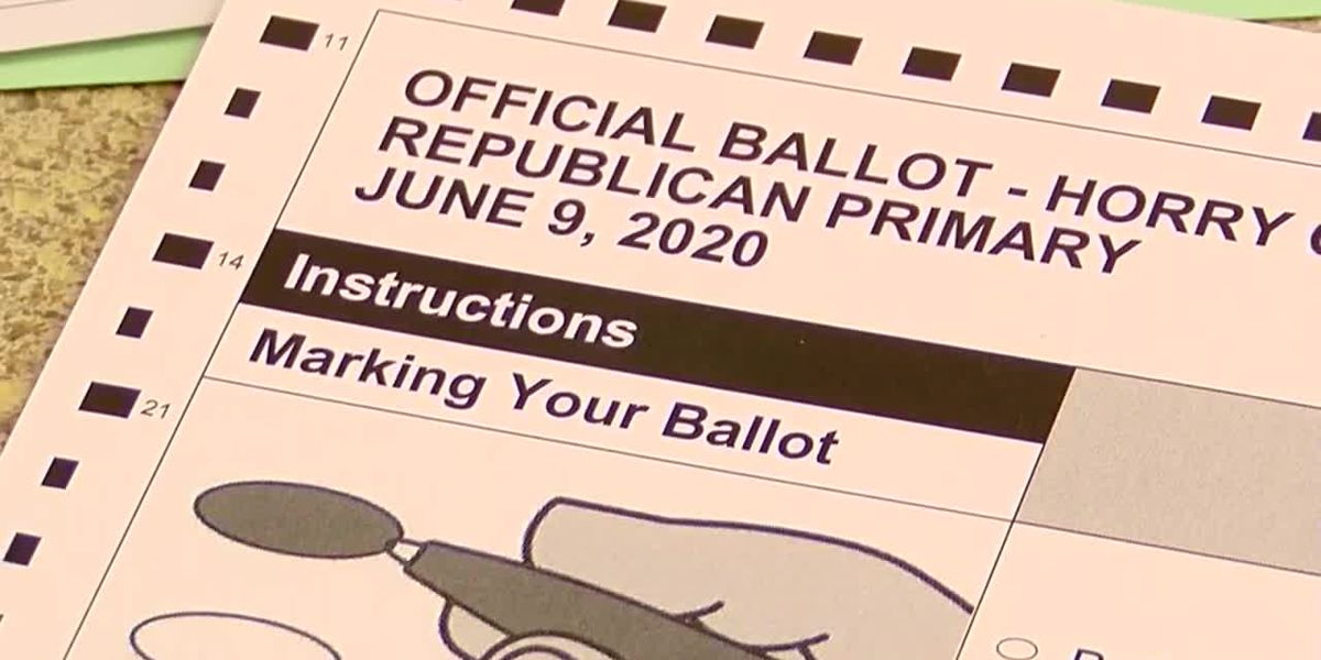 Horry County sees uptick in absentee ballots