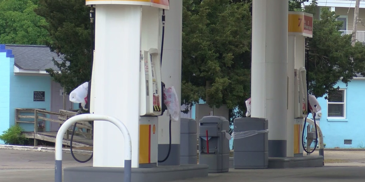 S.C. still seeing over half of gas stations without fuel