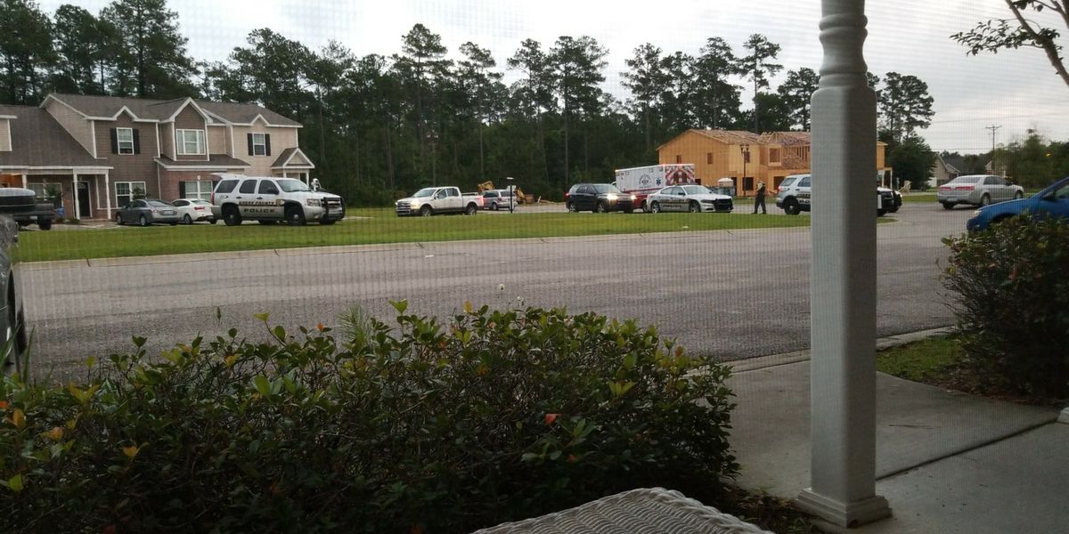 Police respond to situation in Forestbrook community