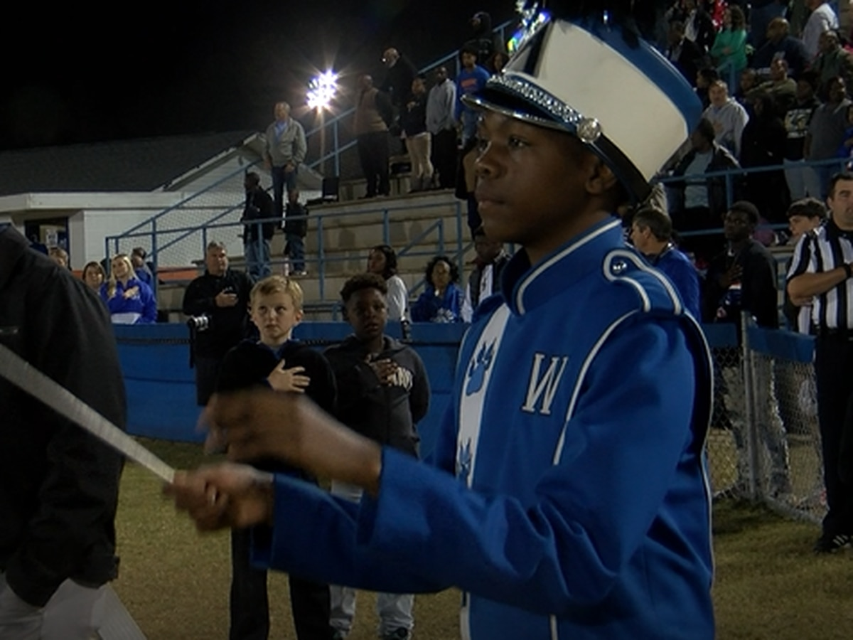Autistic middle school student tackles stigma and directs high school band