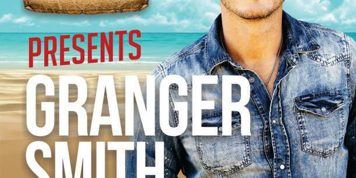 Granger Smith coming to Carolina Country Music Fest in June