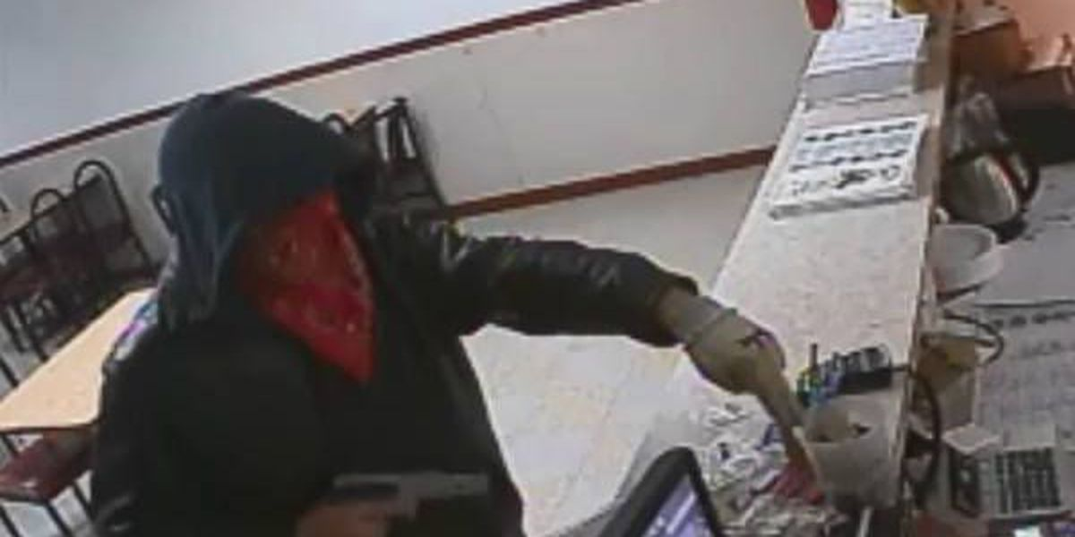 Man wanted for robbing Chinese restaurant in Litchfield