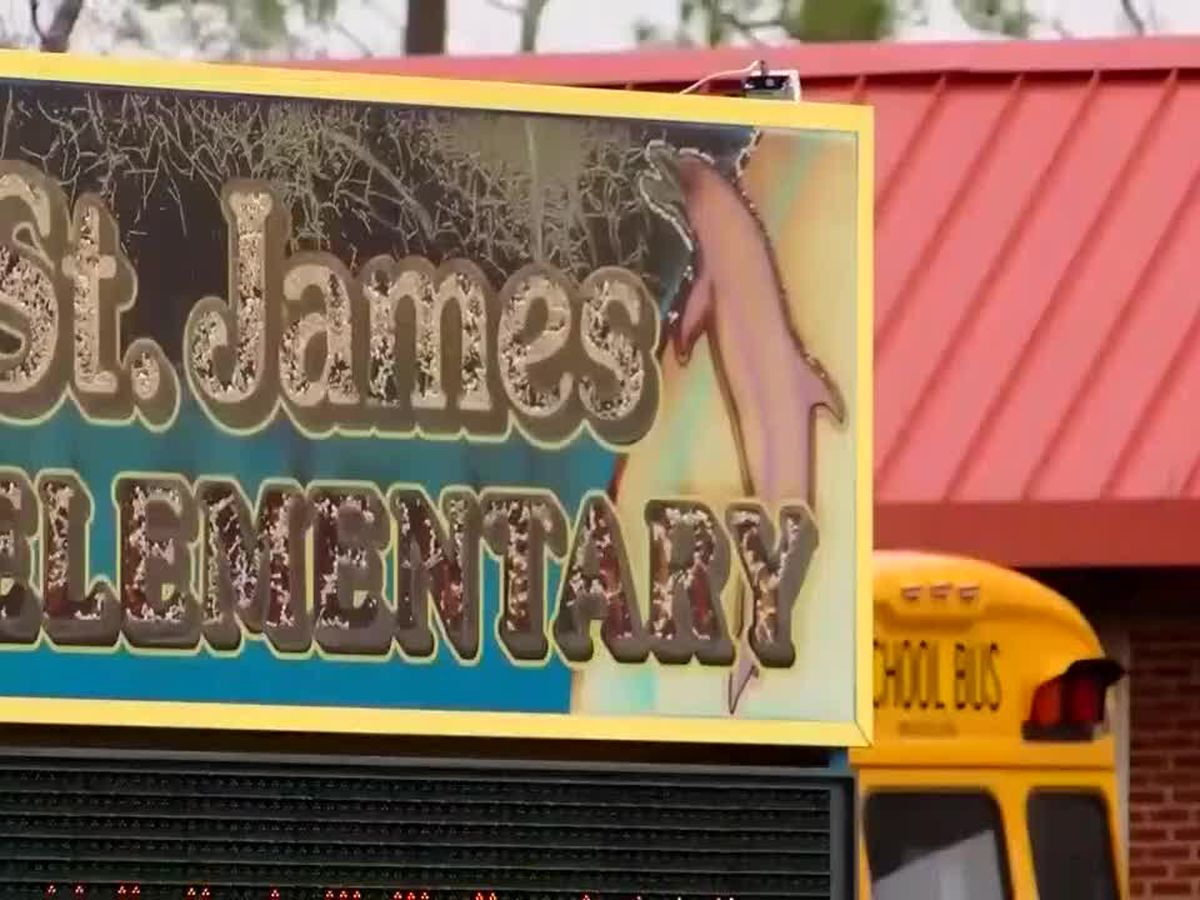 Superintendent: Letter sent to DHEC regarding indoor air quality at St. James Elementary