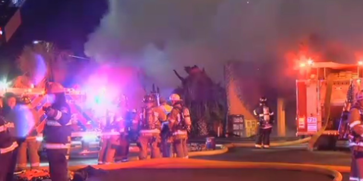 Cause of Mexican restaurant fire in North Myrtle Beach to 'remain undetermined'