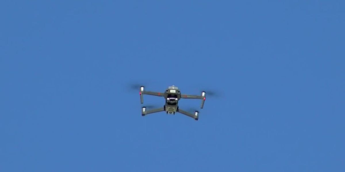 Myrtle Beach Fire Rescue incorporates drones