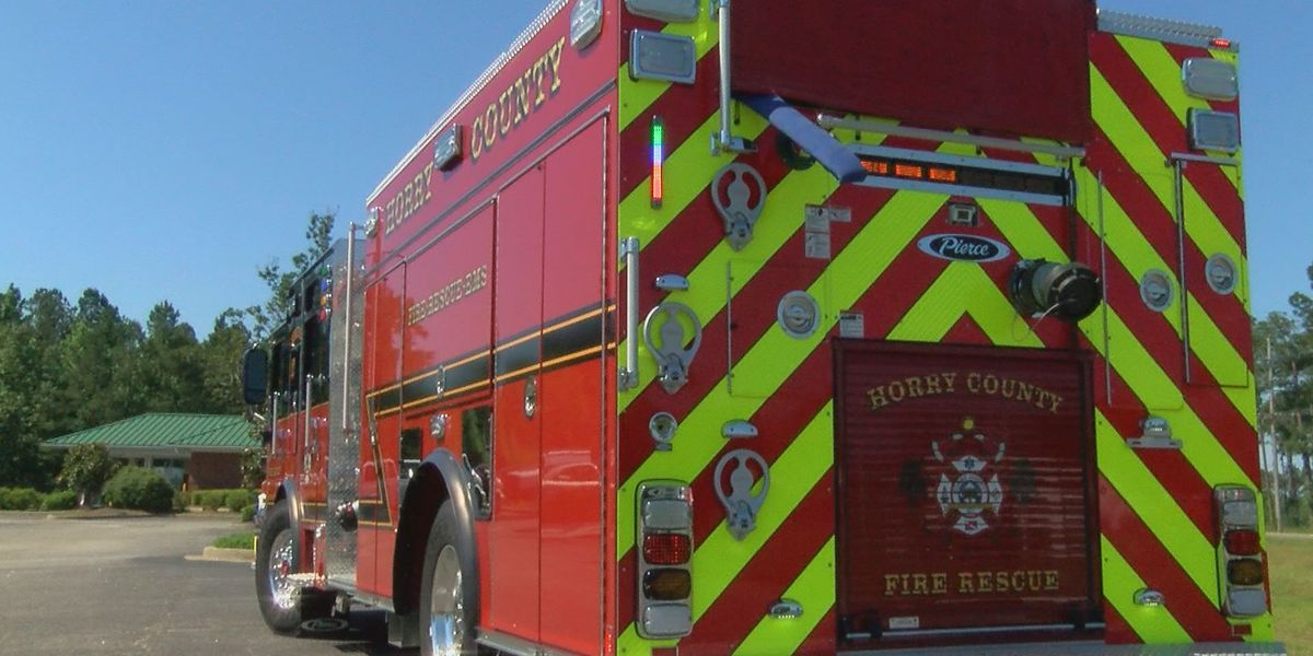 Horry County Council votes to apply for grant that would add 30 firefighters to HCFR