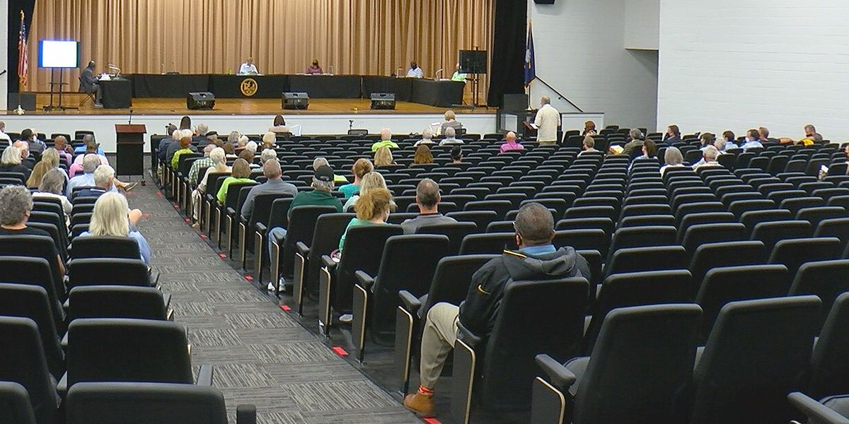 Community groups take issue with Georgetown County land use plan