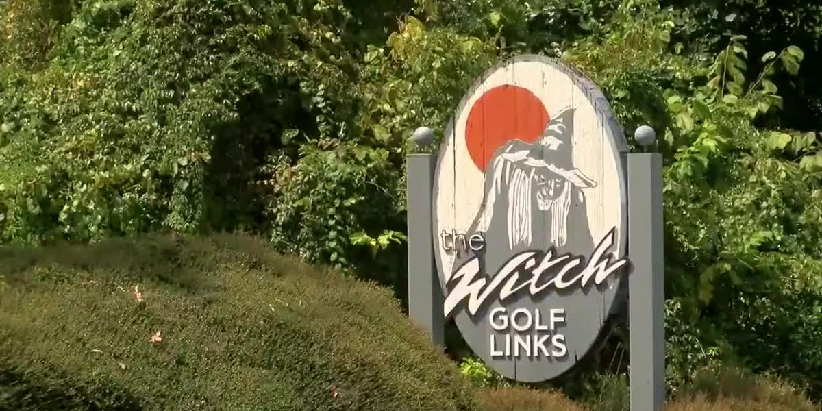 Back nine at The Witch Golf Links proposed to become housing development