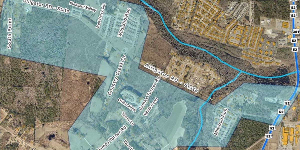 Twelve-day boil water advisory issued for Florence residents on Alligator Road, S. Irby St