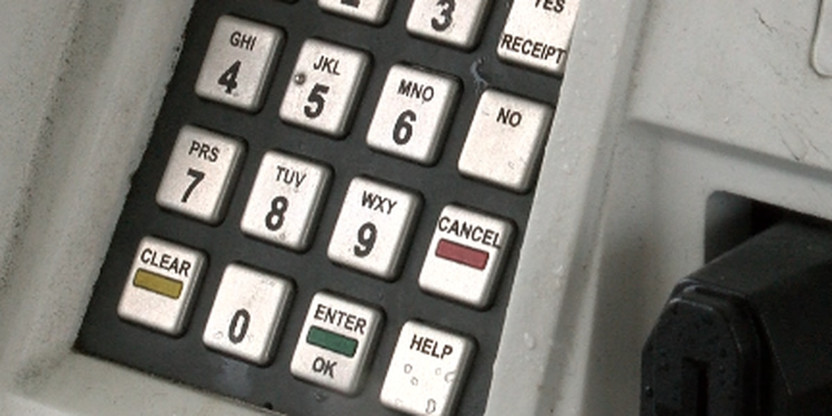 Credit card fraud becoming local and national problem