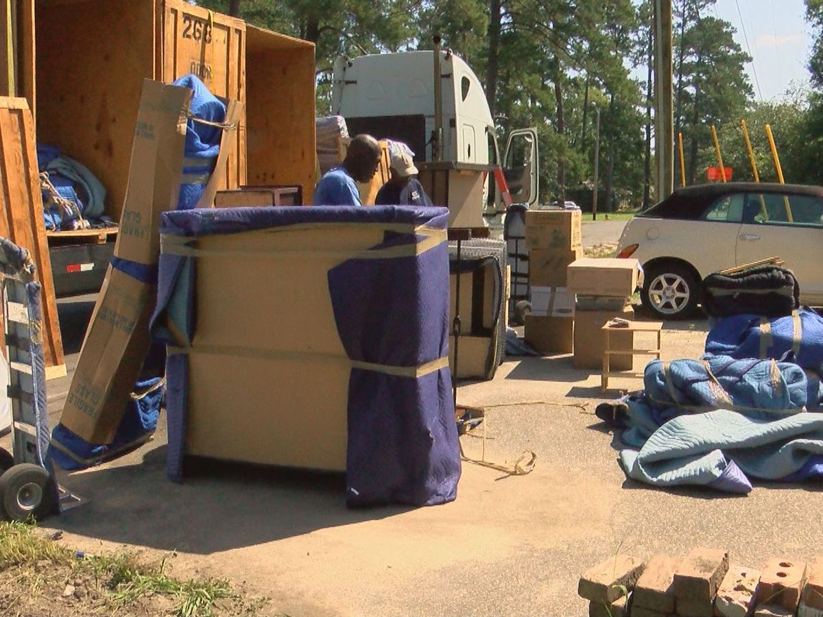 'It's felt like years': Conway couple returns home 10 months after Florence