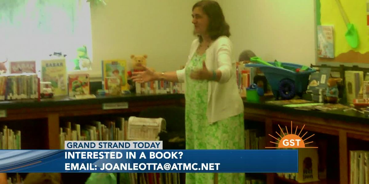 Local author-Joan Leotta