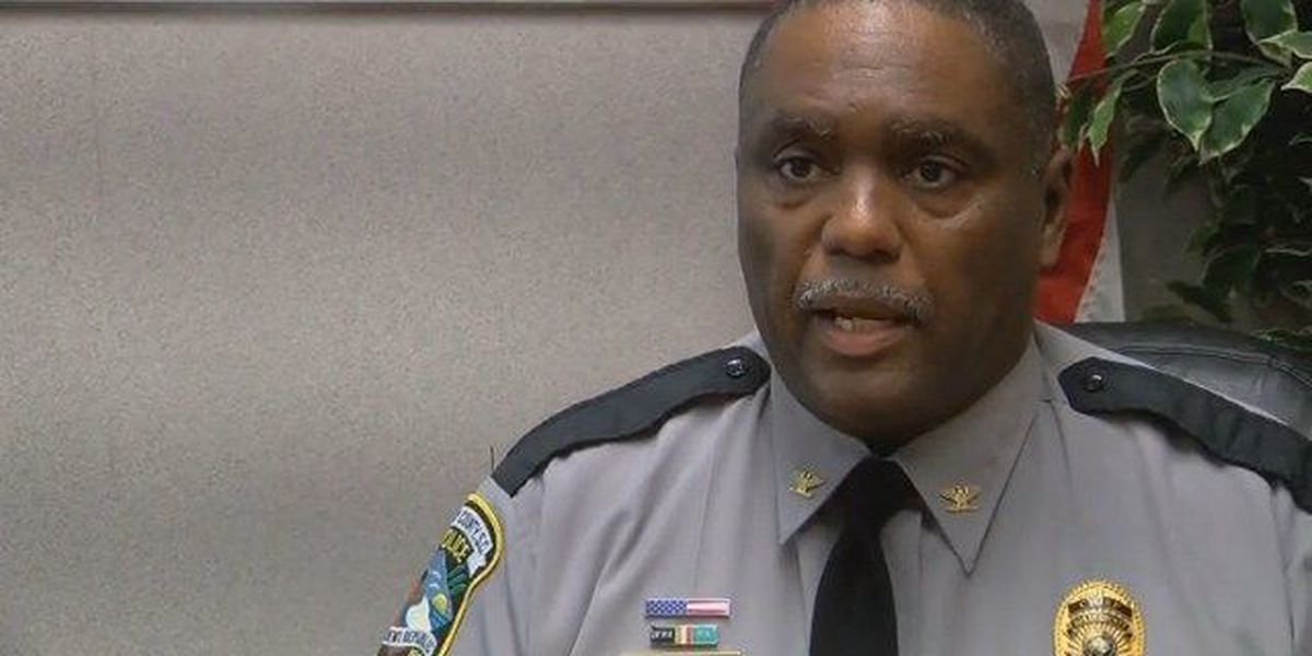 Extended interview with Horry Co. Police Chief Hill on former deputy chief's resignation