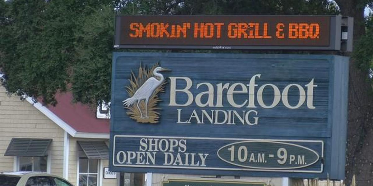 Barefoot Landing upgrades in the works