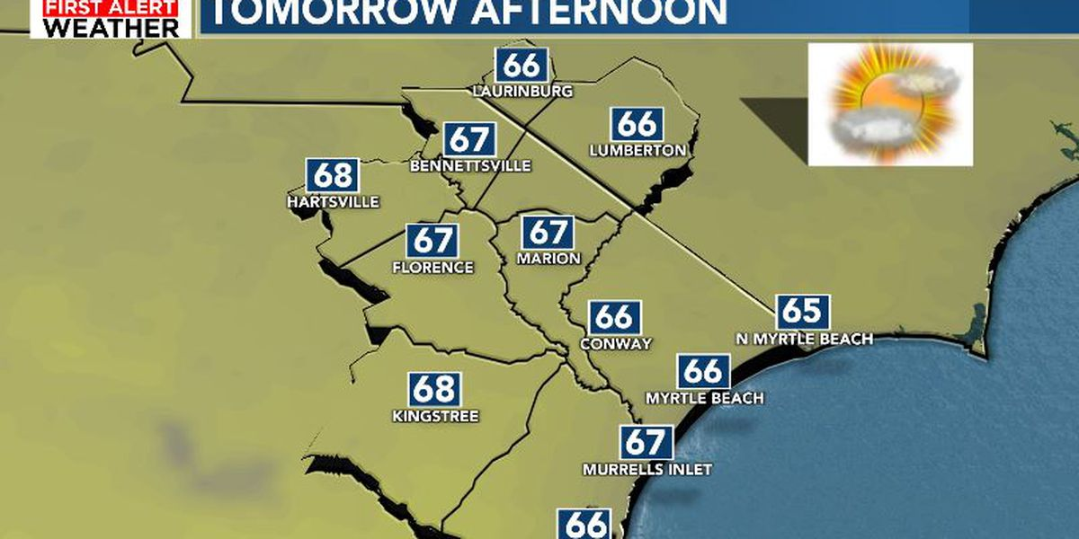 FIRST ALERT: Warmer weather continues