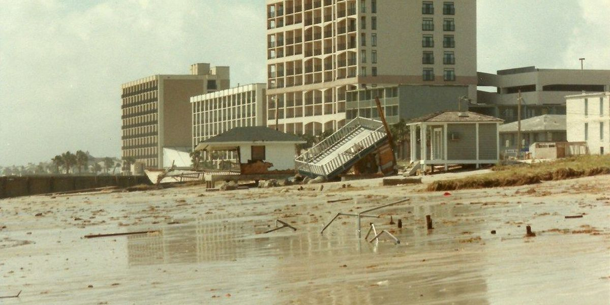 Hurricane Hugo, 28 years ago today