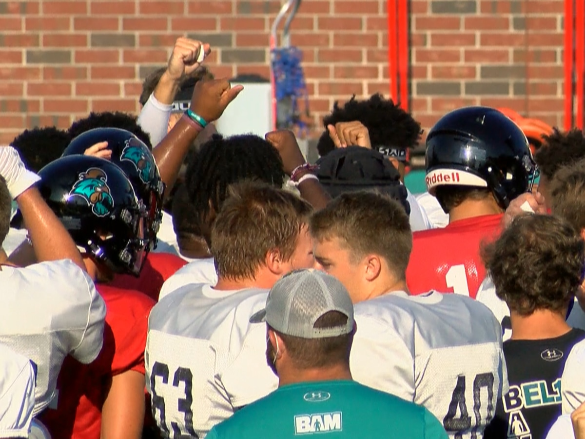 Coastal Carolina football completes first full week of fall camp