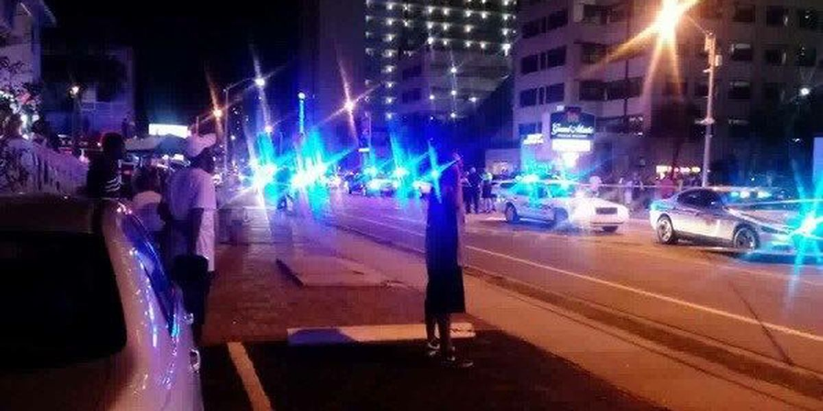 Myrtle Beach officer involved shooting dampers Labor Day Weekend