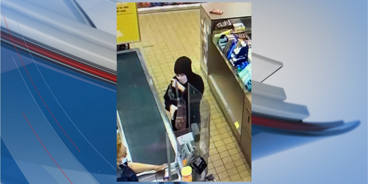 Deputies searching for woman accused of robbing Florence County grocery store