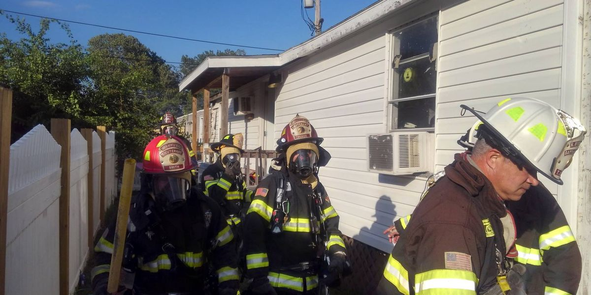 Emergency crews responded to over 16 calls Saturday afternoon