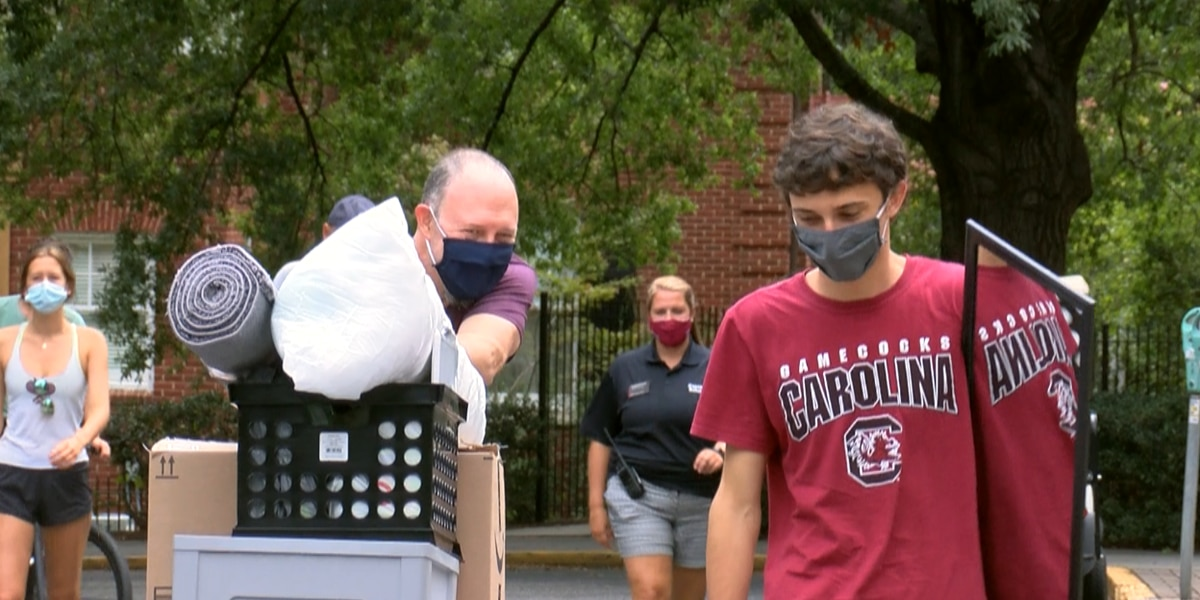 New UofSC students call move-in process smooth after university extends arrival days