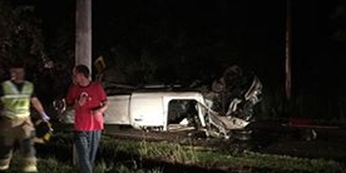 UPDATE: Driver killed in Conway crash identified