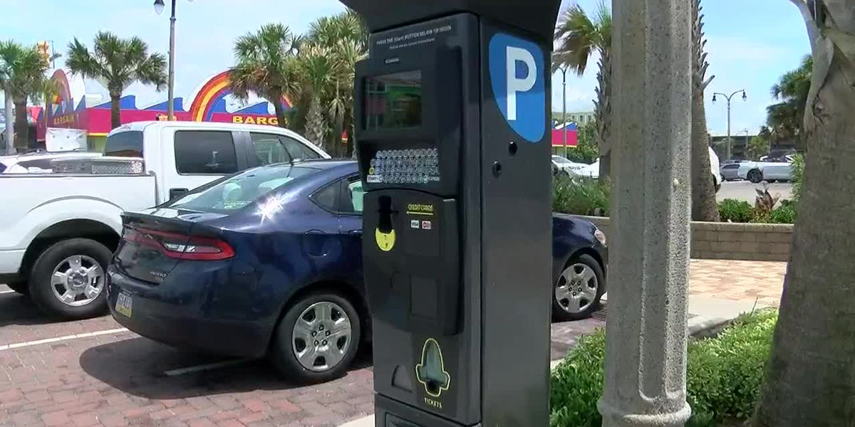 North Myrtle Beach paid parking season ends Thursday