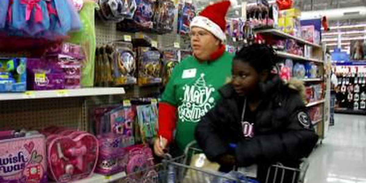 Substitutes for Santa community event brings smiles to over 70 kids