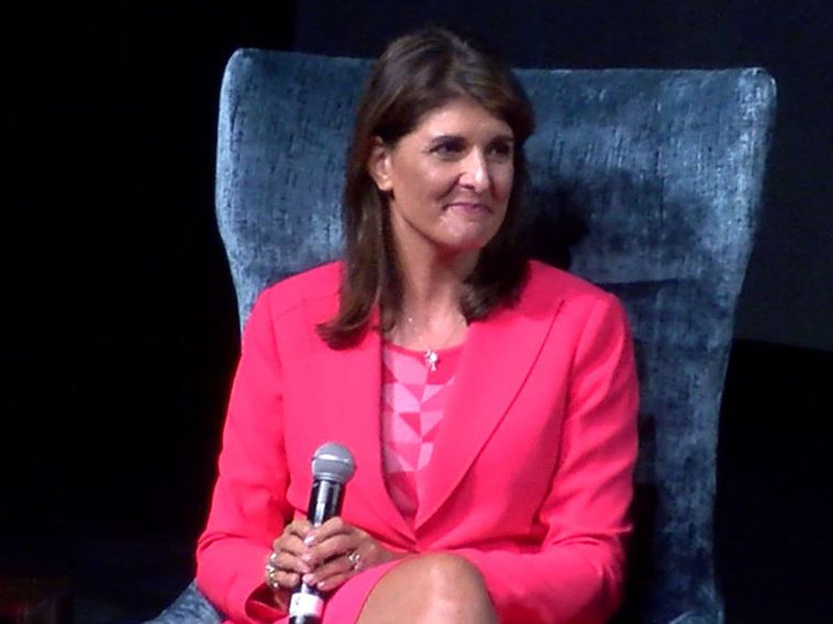 Nikki Haley visiting Charleston on book tour Sunday