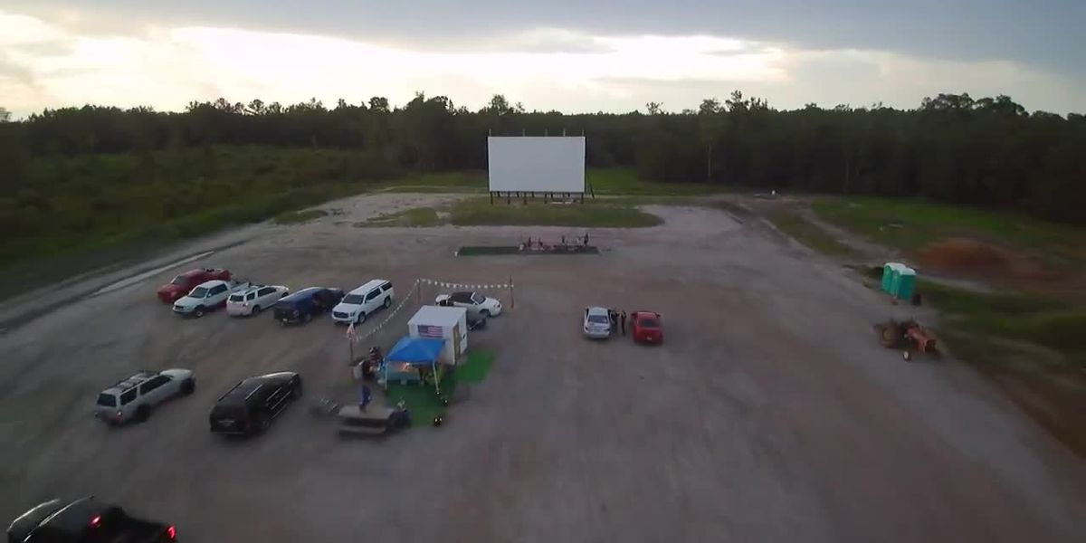 This Is Carolina: New Tabor City Drive-In