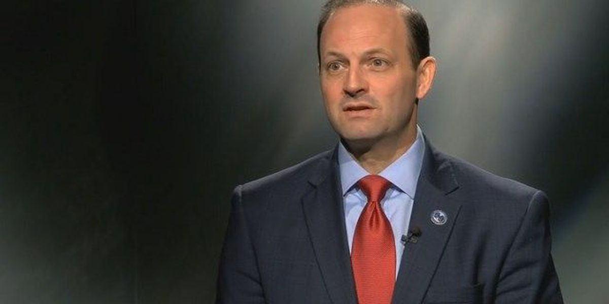 Full interview with S.C. Attorney General Alan Wilson
