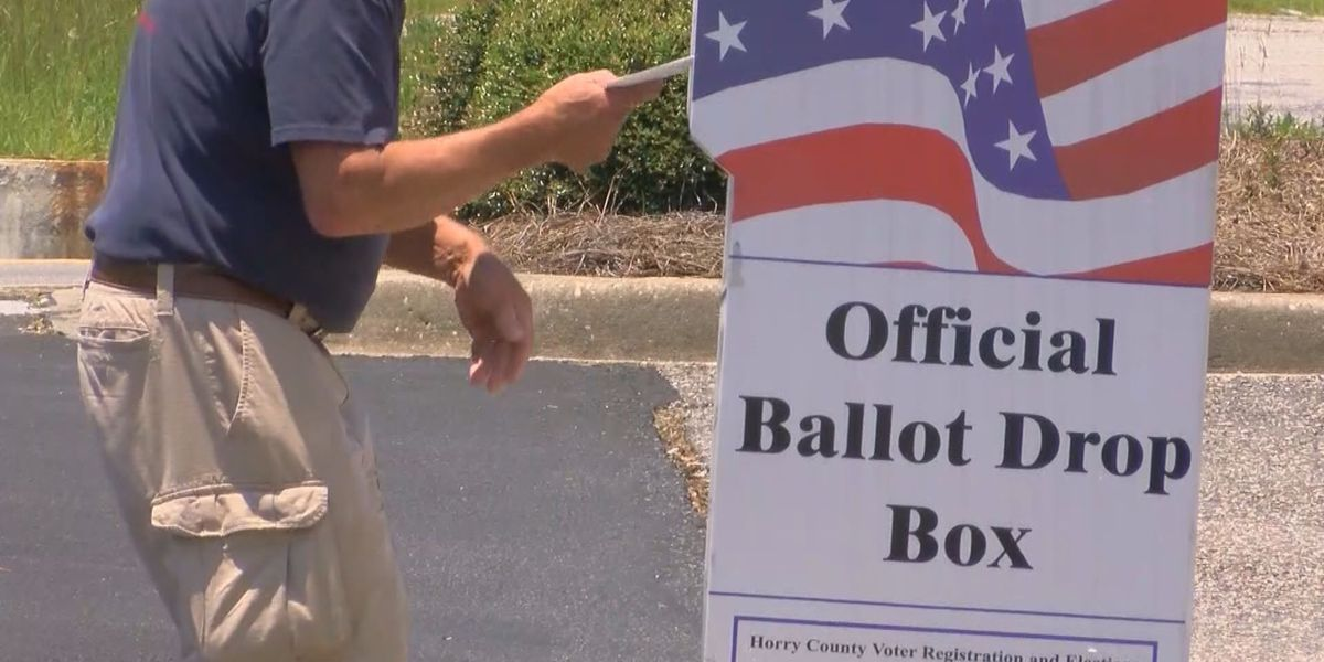 Horry County Elections Office considers adding absentee voting locations for November election