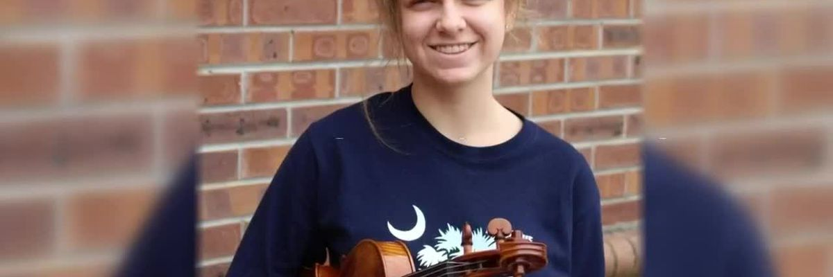 Myrtle Beach High junior want to compose music for symphonies, orchestra