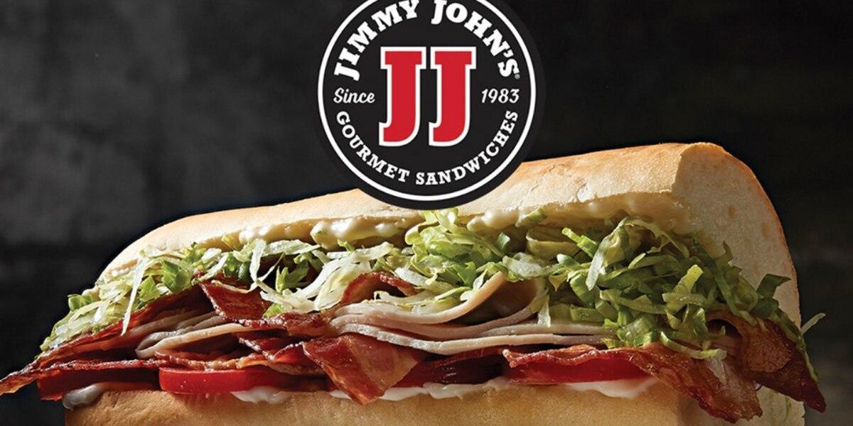 Calling sandwich lovers: New Jimmy John's opens in Myrtle Beach area