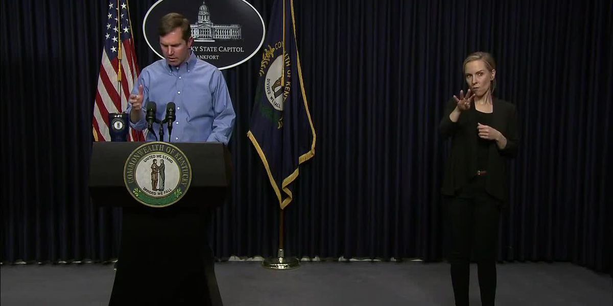 Beshear confirms 2nd minor hospitalized with rare condition possibly related to COVID-19
