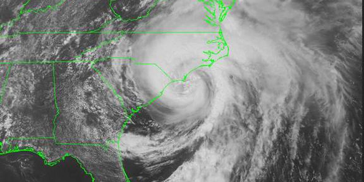 FIRST ALERT: Looking back on Hurricane Bertha