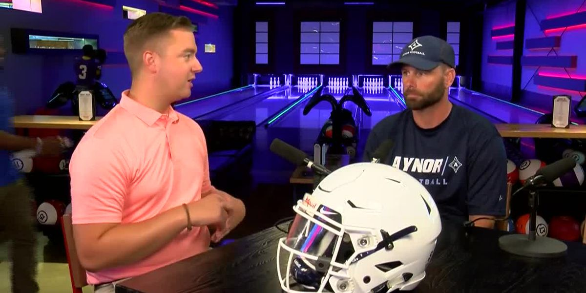 Extra Point 2019 Preview: Aynor head coach Jason Allen