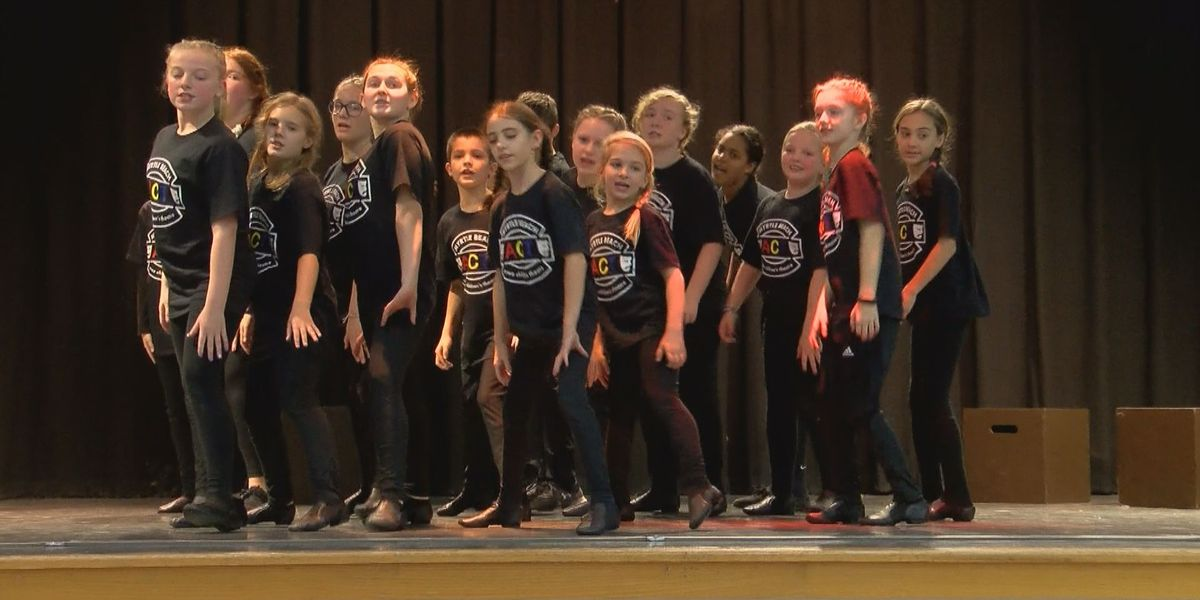 Student Spotlight: Myrtle Beach Area Children's Theater set to perform on national level
