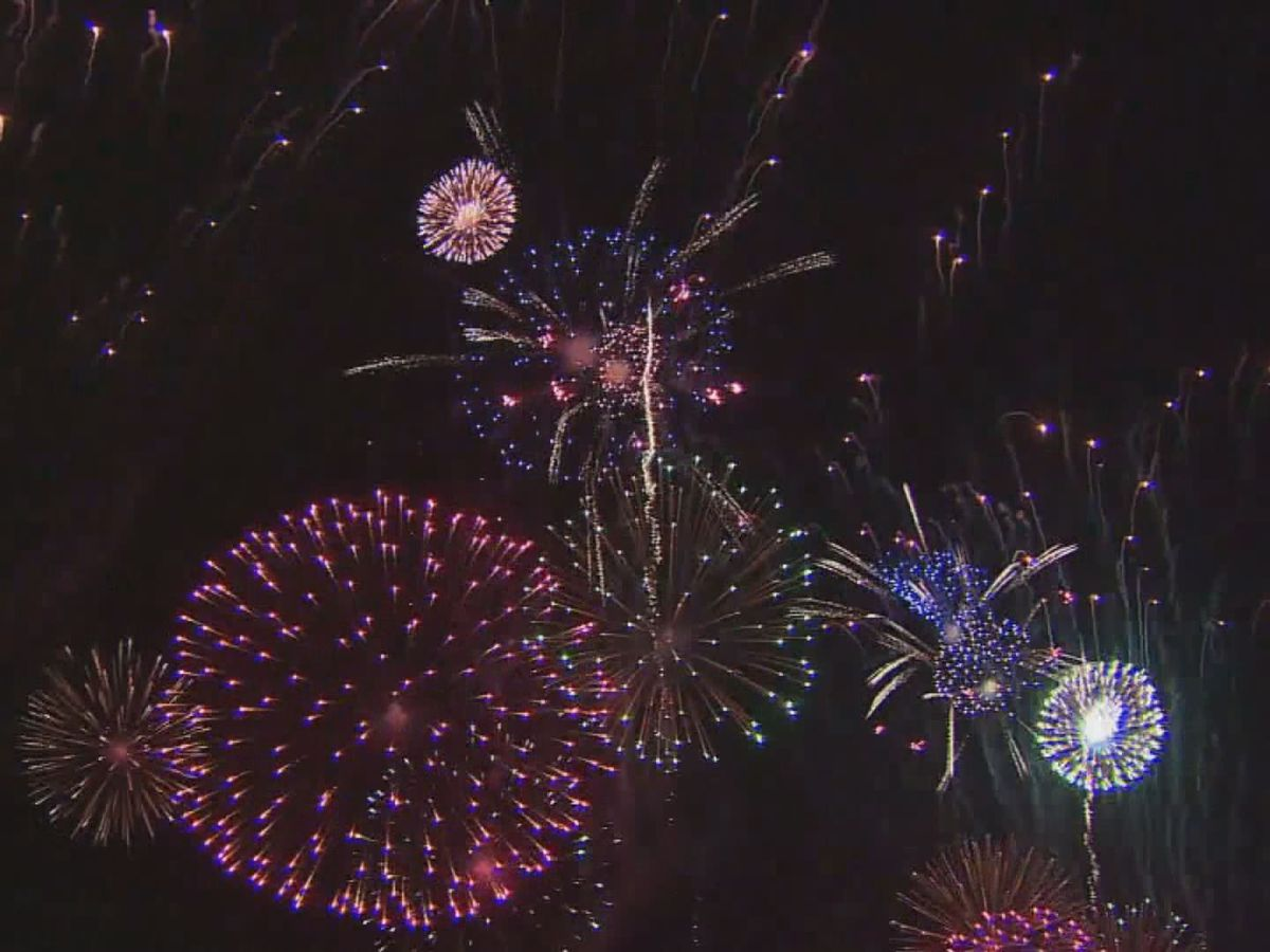 It's Your Money: Cost of fireworks shows across the Grand Strand