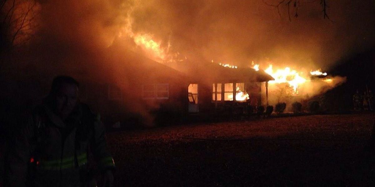 Hartsville police chief loses home to fire