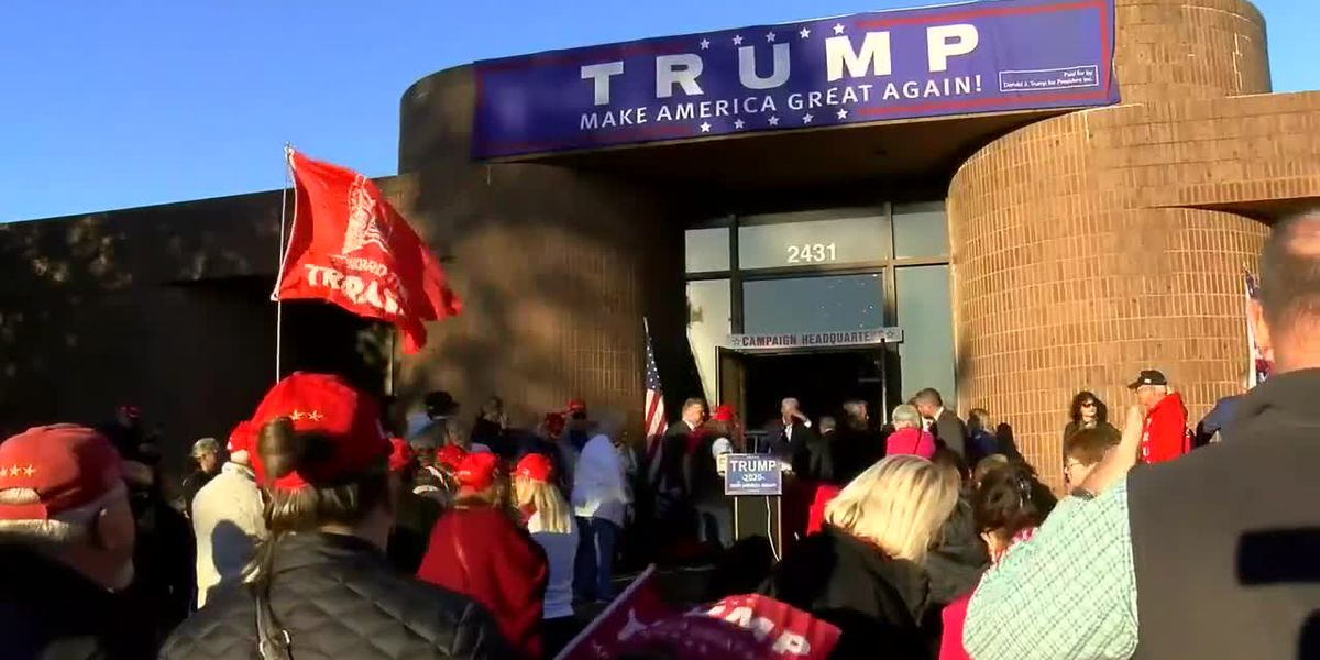 Horry County GOP opens 'Victory 2020' office in Conway
