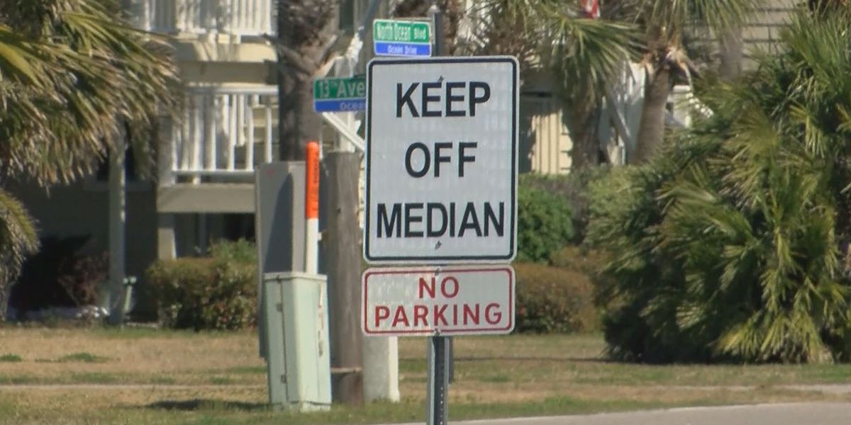 North Myrtle Beach city leaders move forward with parking solution
