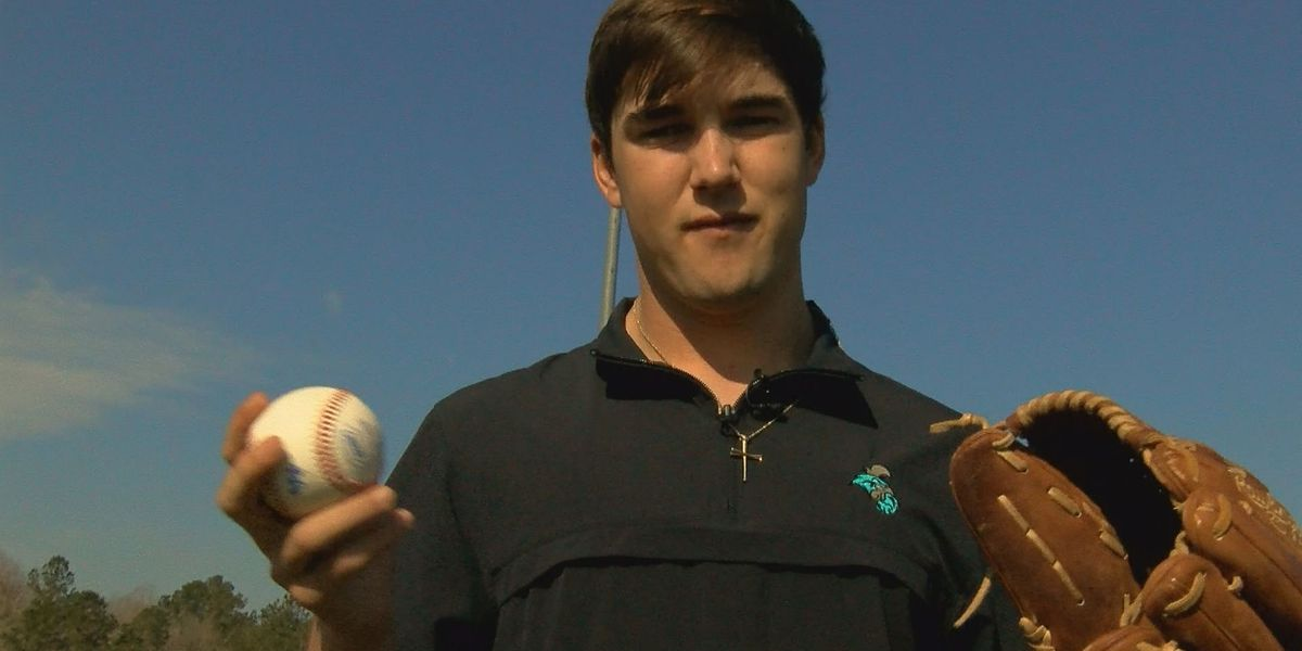 Student Spotlight: Conway senior baseball pitcher is number one in the state