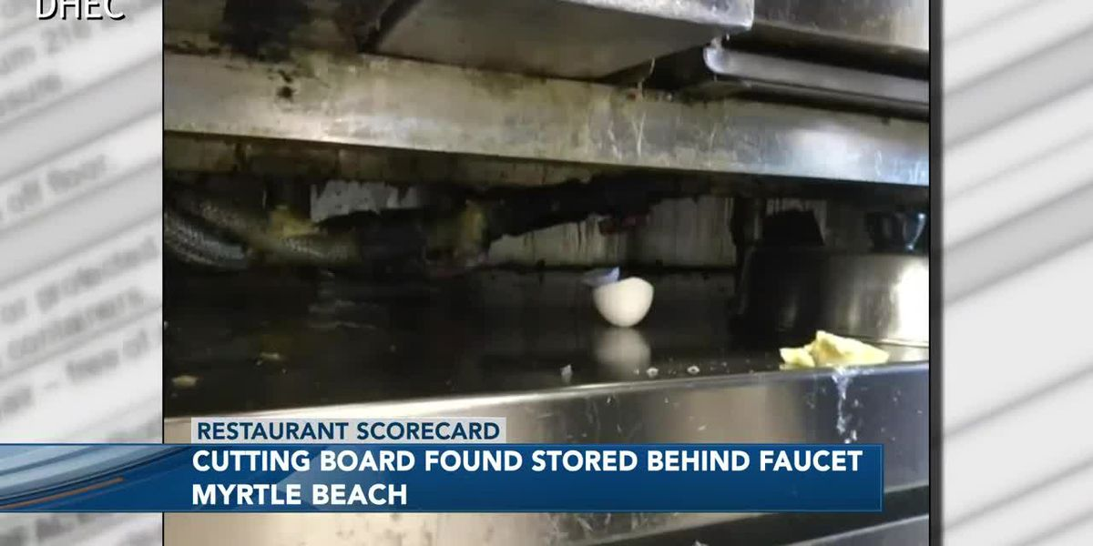 Restaurant Scorecard: Mouse droppings, mildew and slime at one spot; triple perfect score