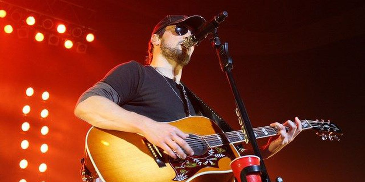 Caldwell County native Eric Church to perform National Anthem at Super Bowl