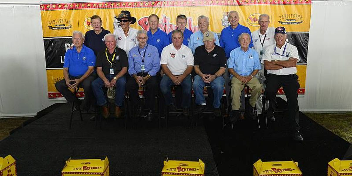 NASCAR legends to appear before Bojangles' Southern 500 race