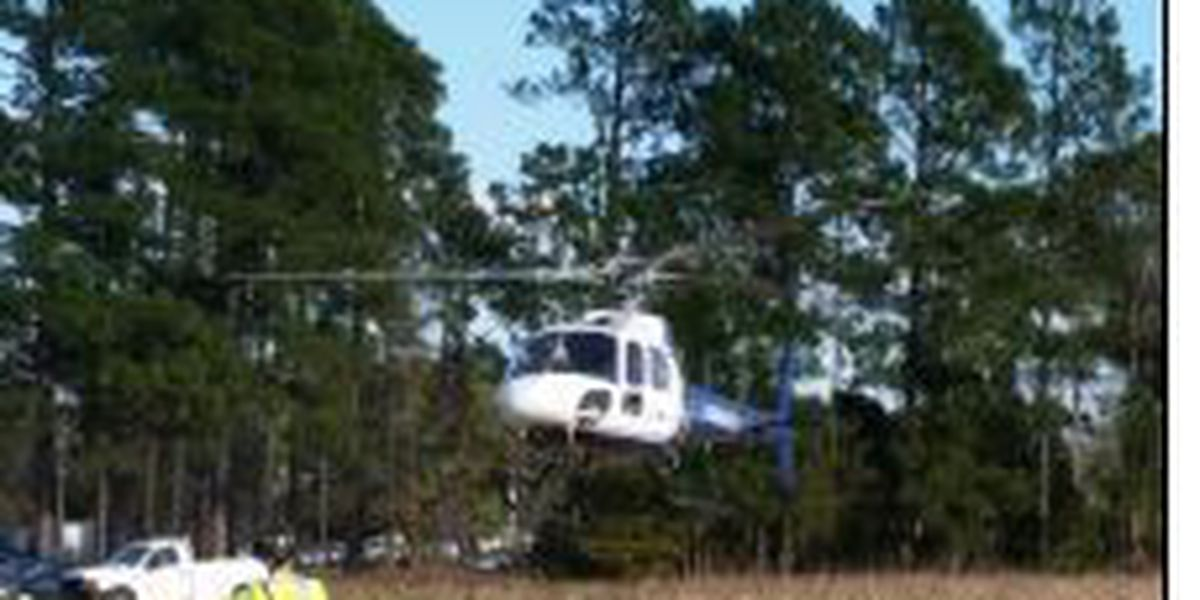 HCFR responds to crash on Highway 90