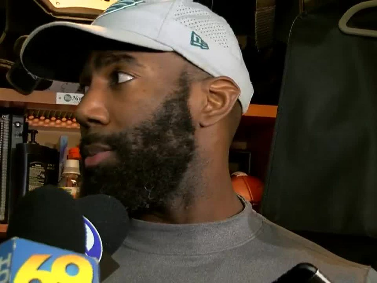 "Saints' Malcolm Jenkins: Football is ""nonessential business"" during coronavirus"