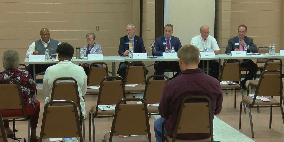 Myrtle Beach City Council candidates discuss their plans for city